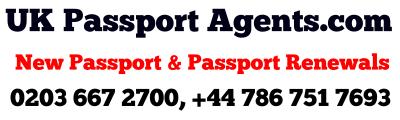 UK Passport Agents British Citizenship Agents Passport Renewal